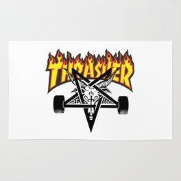 thrasher Rug