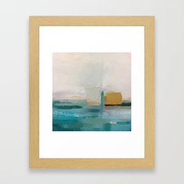 Jenny Lake Framed Art Print