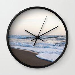 Half Moon Bay State Beach Wall Clock