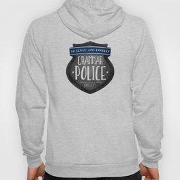 Grammar Police Hoody