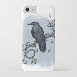 Carrion Crow iPhone Case