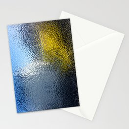 Condensation 03 - White House and Yellow Lorry Stationery Cards