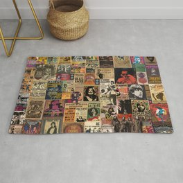 Rock n' Roll Stories revisited Rug