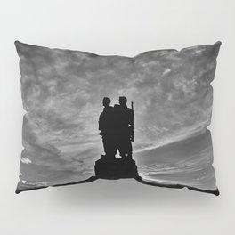 The Commando Memorial sunset Pillow Sham
