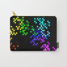 little squares Carry-All Pouch