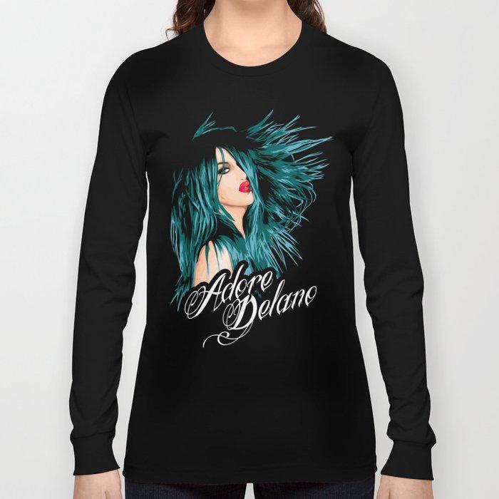 Adore Delano, RuPaul's Drag Race Queen Long Sleeve T-shirt
