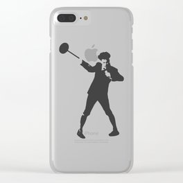 John Gallagher Jr. - Spring Awakening Clear iPhone Case