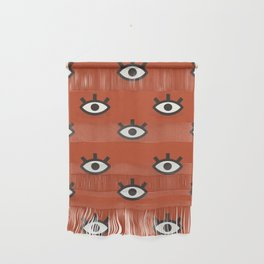 Curious Little Things (Patterns Please) Wall Hanging