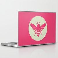beetle Laptop & iPad Skins featuring Beetle by Lídia Vives