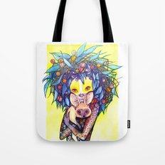 To Africa With Love Tote Bag