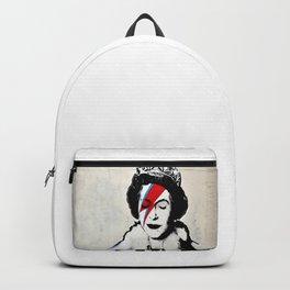 Banksy, Queen Backpack