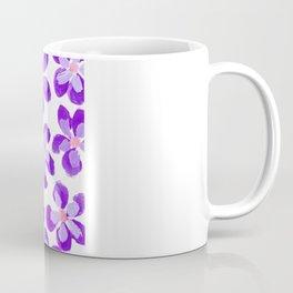 Posey Power - Purple Multi Coffee Mug