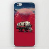 rhino iPhone & iPod Skins featuring Rhino by Ali GULEC