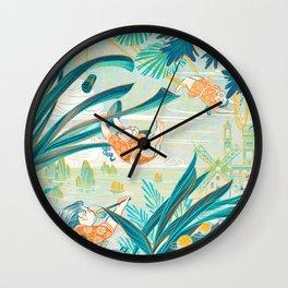 A LIEN Wall Clock