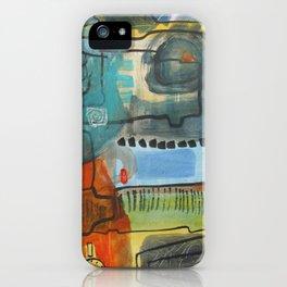 Magic carpet - Tapis volant iPhone Case