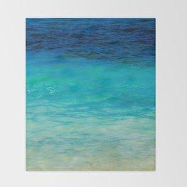 SEA BEAUTY Throw Blanket