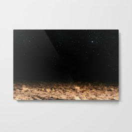 THE SPACE Metal Print