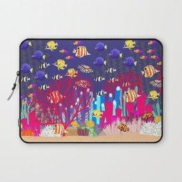 Coral Reef Laptop Sleeve