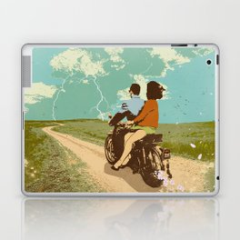 STORM CHASERS Laptop & iPad Skin