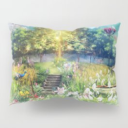 The Heart of The Forest Pillow Sham