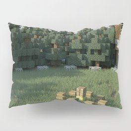 Survival Games - The Forest Pillow Sham