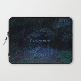 Steal My Heart Laptop Sleeve