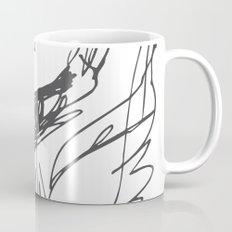Fox Sketch Coffee Mug