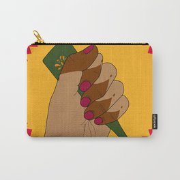 Henna Power Carry-All Pouch