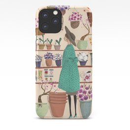 The Flower Shop iPhone Case