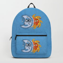 Solar Eclipse Backpack