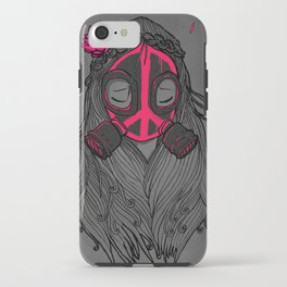 War and Peace (GREY) iPhone Case