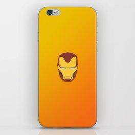 Infinity War Iron man iPhone Skin