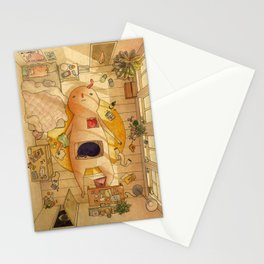 Malaise Stationery Cards