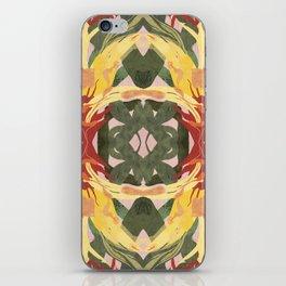 Bromeliad II iPhone Skin