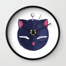 LUNA P Wall Clock