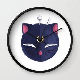 LUNA P Wall Clock