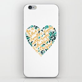 Proverbs 31:25 iPhone Skin