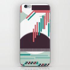 Moustache Mountain iPhone & iPod Skin