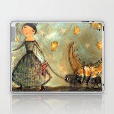 Moon Keeper Laptop & iPad Skin