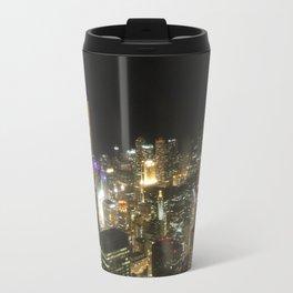 chicago  skyline 1 Travel Mug