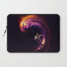 Space Surfing Laptop Sleeve