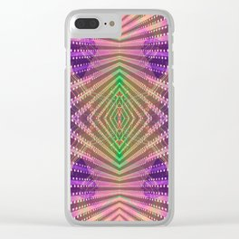 Directional Light Clear iPhone Case
