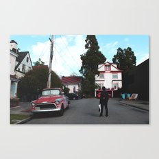 Berkeley Canvas Print