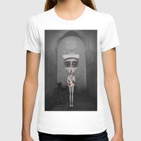 nurse T-shirts featuring Nurse Insane by Rez Designs
