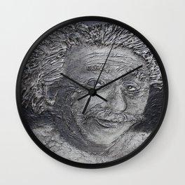 Wilder Einstein Wall Clock