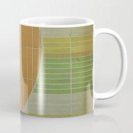 Metro Retro - Orange Coffee Mug