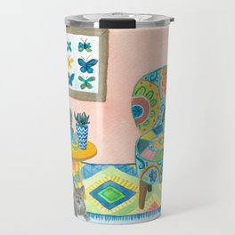 Bohemian Bungalow 1 Travel Mug