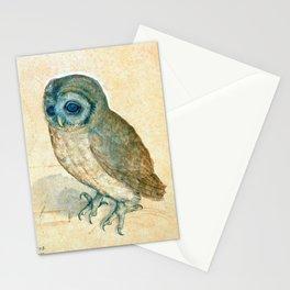 """Albrecht Dürer """"Little Owl"""" Stationery Cards"""