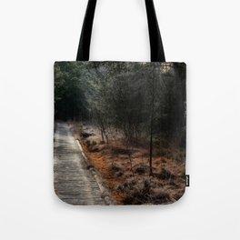 Way into the moor Tote Bag
