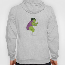 Toddler Hulk SMASH! Hoody